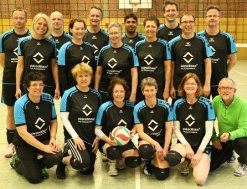 Unsere 1. Volleyballmannschaft sucht weibliche Verstärkung